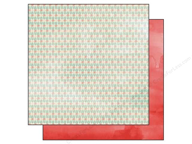 BasicGrey 12 x 12 in. Paper Evergreen City Street Lights (25 sheets)