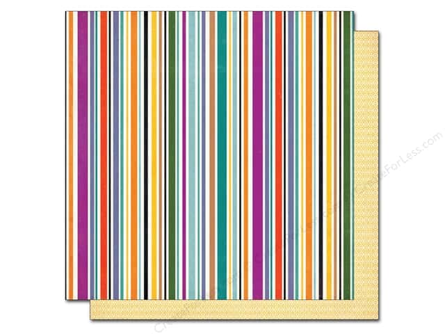 BasicGrey 12 x 12 in. Paper Second City Fullerton (25 sheets)