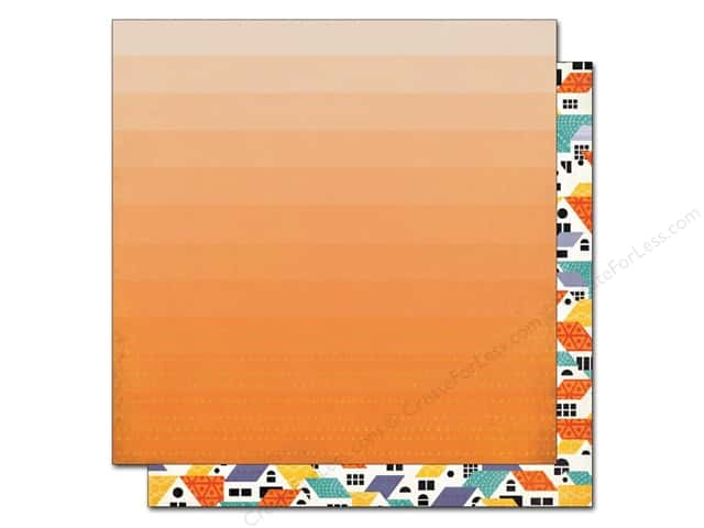 BasicGrey 12 x 12 in. Paper Second City Kedzie (25 sheets)