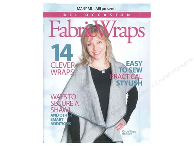 Mary Mulari Fabric Wraps Book