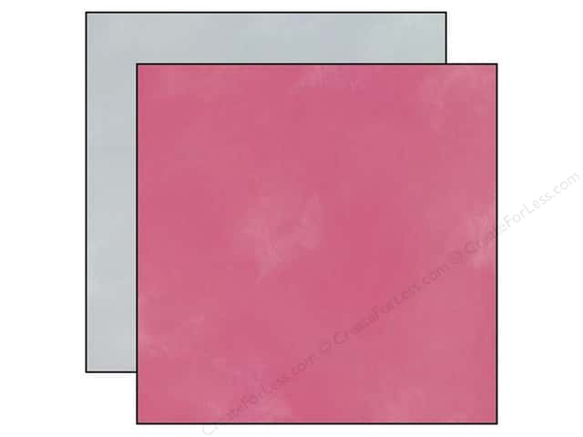 Echo Park 12 x 12 in. Paper Creative Agenda Collection Pink/Grey (25 sheets)