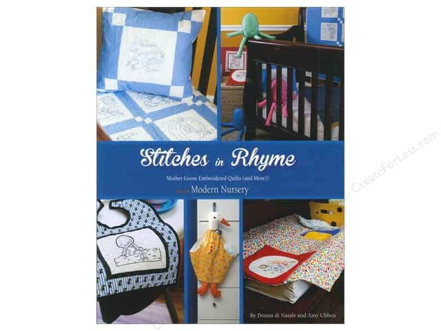 Kansas City Star Stitches In Rhyme Book