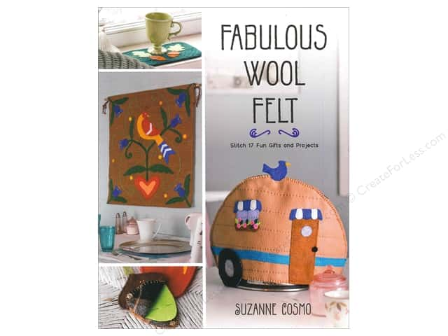 Kansas City Star Fabulous Wool Felt Book