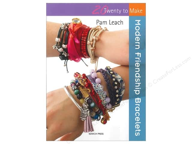 Search Press Twenty To Make Friendship Bracelets Book