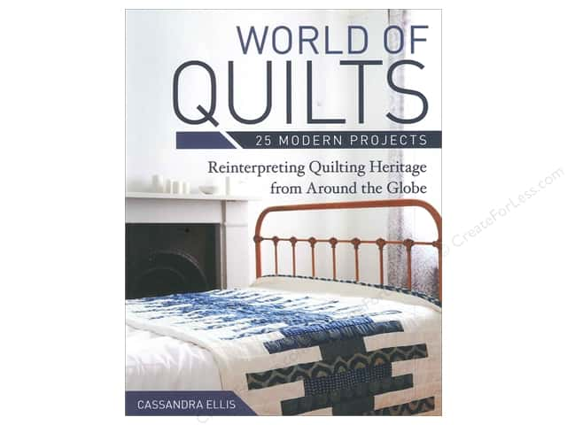 Stash By C&T World Of Quilts- 25 Modern Projects Book