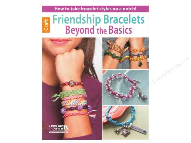 Leisure Arts Friendship Bracelets Book