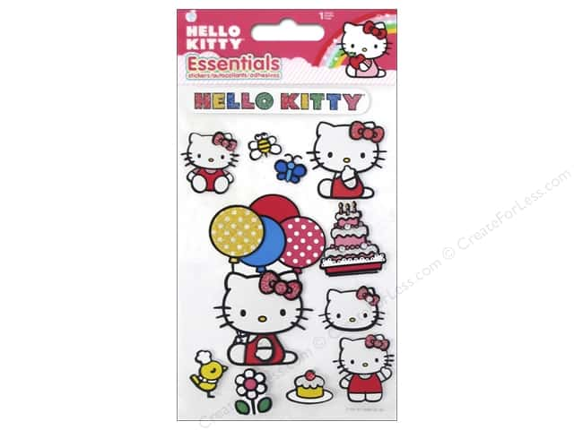 SandyLion Sticker Hello Kitty Essentials