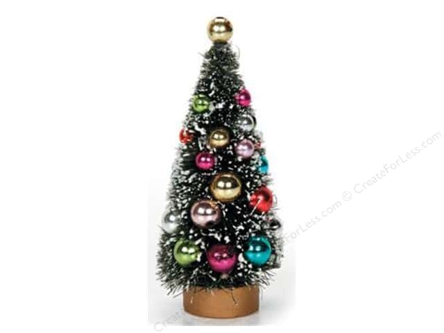 Darice Sisal Tree 4 1/2 in. Green with Beads 1 pc.