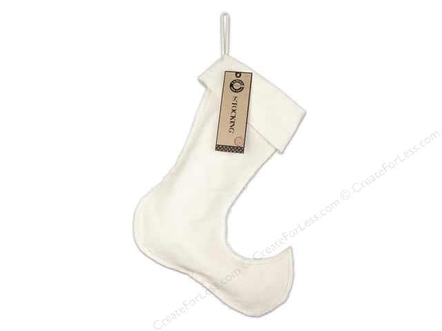 Canvas Corp Canvas Stocking Large Jester