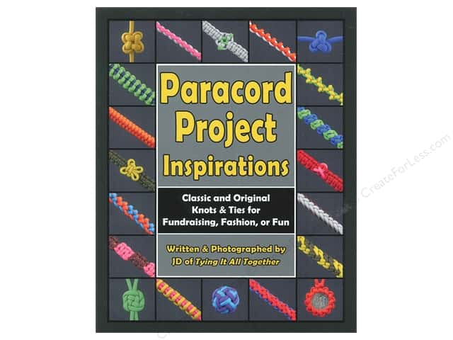 paracord project inspirations book createforless