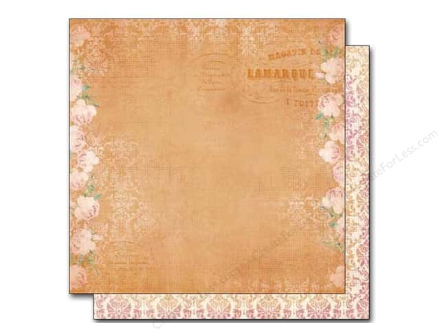 Bo Bunny 12 x 12 in. Paper Madeleine Charm (25 sheets)