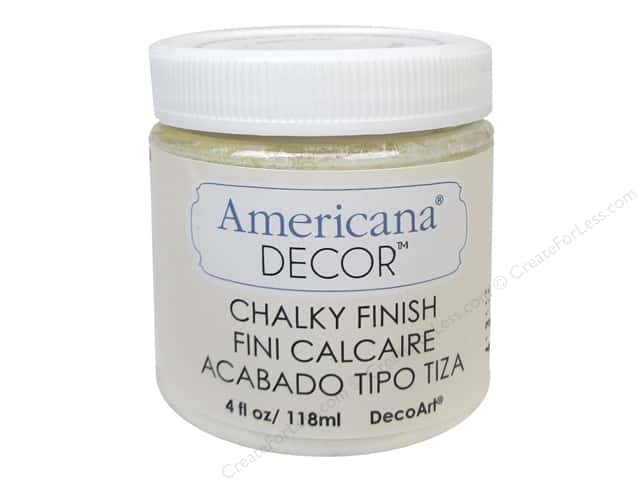 DecoArt Americana Decor Chalky Finish 4 oz. Lace