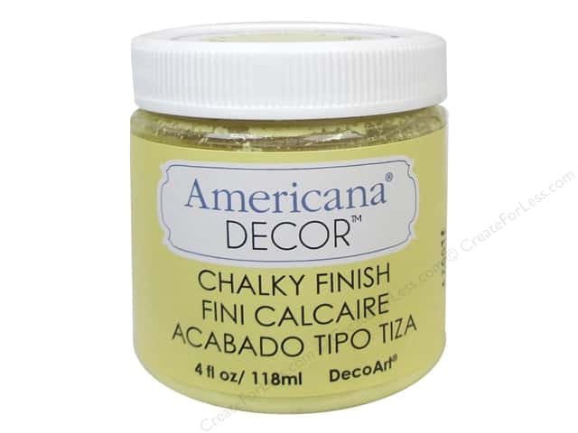 DecoArt Americana Decor Chalky Finish 4 oz. Delicate