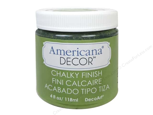 DecoArt Americana Decor Chalky Finish 4 oz. New Life