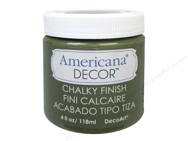 DecoArt Americana Decor Chalky Finish 4 oz. Enchanted