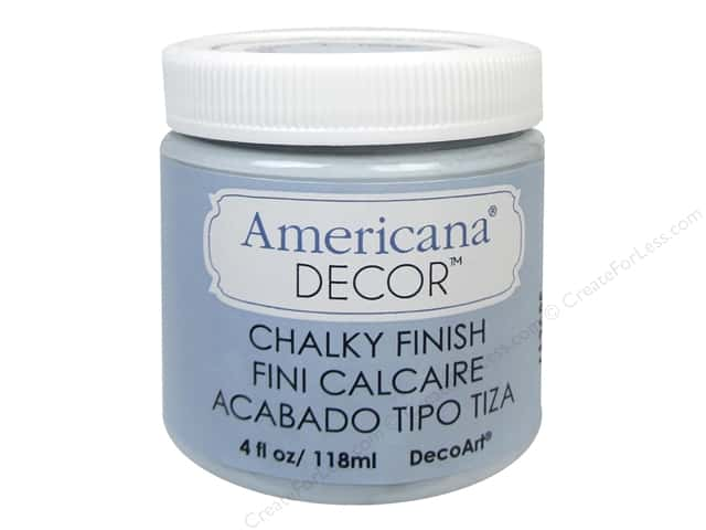 DecoArt Americana Decor Chalky Finish 4 oz. Serene