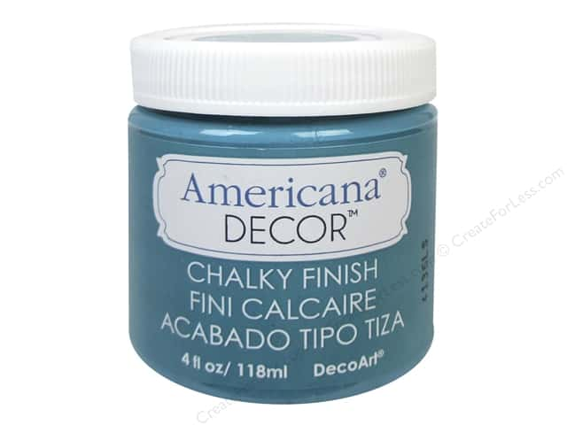 DecoArt Americana Decor Chalky Finish 4 oz. Treasure