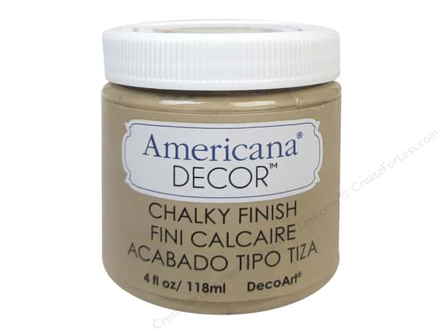 DecoArt Americana Decor Chalky Finish 4 oz. Heirloom