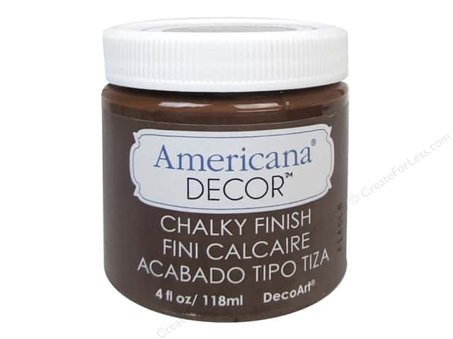 DecoArt Americana Decor Chalky Finish 4 oz. Rustic