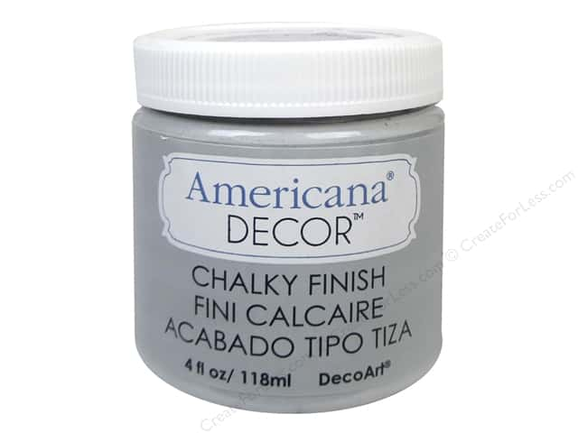 DecoArt Americana Decor Chalky Finish 4 oz. Yesteryear