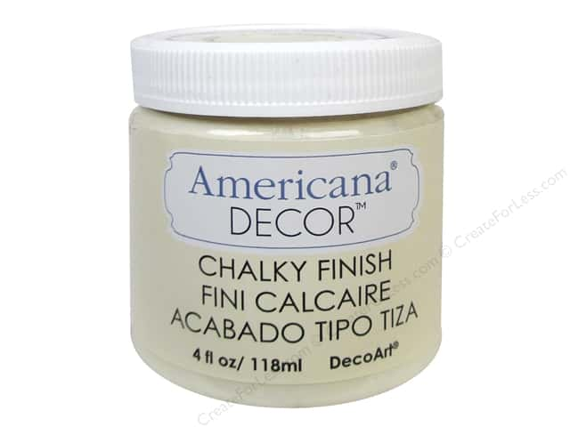DecoArt Americana Decor Chalky Finish 4 oz. Whisper