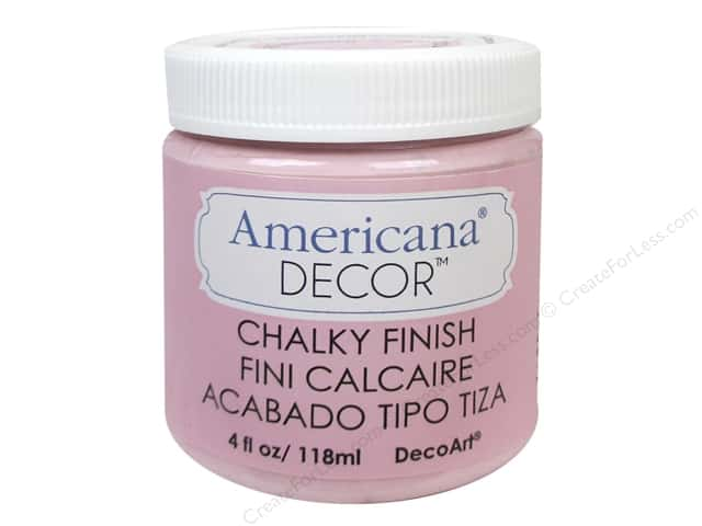 DecoArt Americana Decor Chalky Finish 4 oz. Innocence
