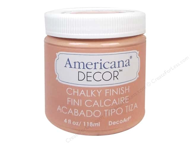 DecoArt Americana Decor Chalky Finish 4 oz. Smitten