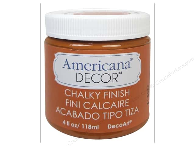 DecoArt Americana Decor Chalky Finish 4 oz. Heritage