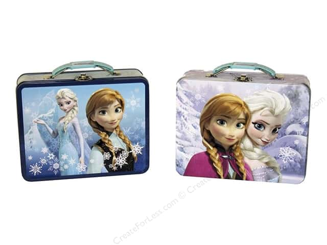 Tin Box Co Carry All Tin Large Frozen 1 pc.