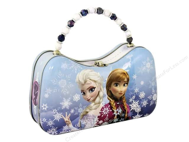 Tin Box Co Scoop Purse Disney Frozen 1 pc.
