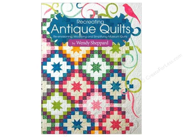 Landauer Recreating Antique Quilts Book