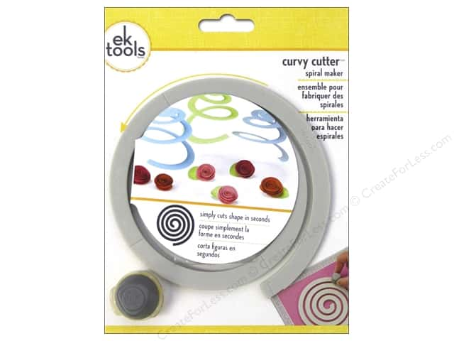 EK Tool Ornament Cutter Spiral