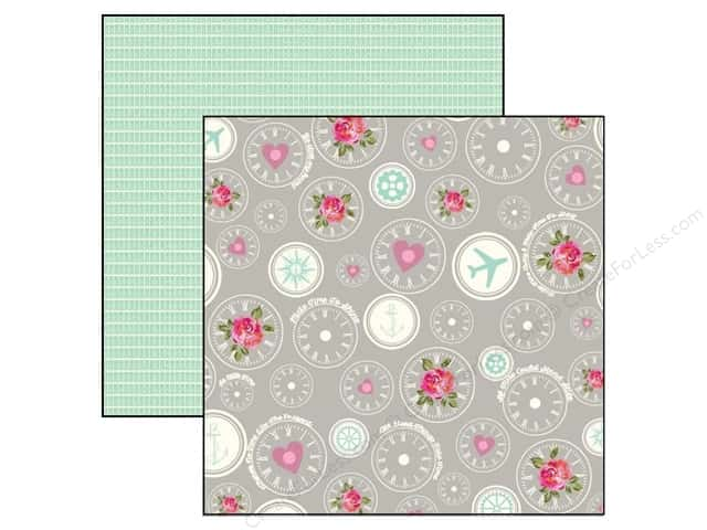 """Marion Smith Posh Collection Paper 12""""x 12"""" Priceless (20 sheets)"""