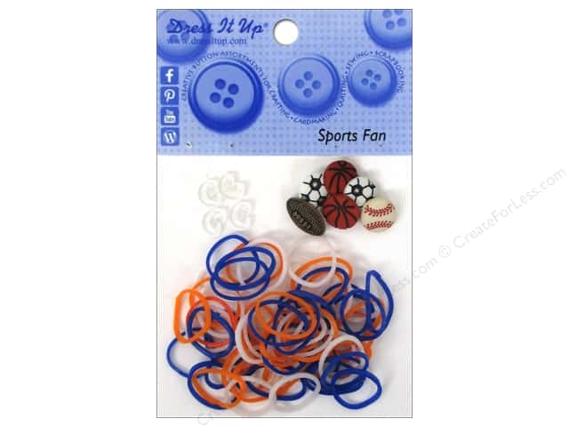 Jesse James Kit Rubber Bands Sports Fan
