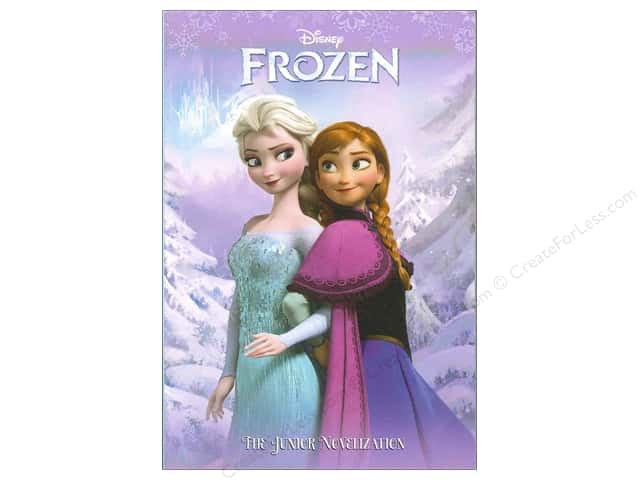 Random House Disney Frozen Junior Novelization Book