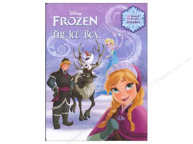 Random House Disney Frozen The Ice Box Book