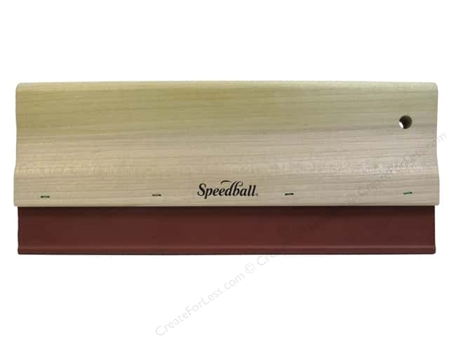 Speedball Screen Printing Accessories Fabric Squeegee 12""