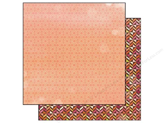 BasicGrey 12 x 12 in. Paper Vivienne Freesia (25 sheets)