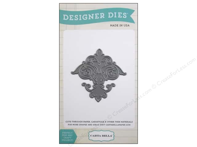 Carta Bella Designer Dies Yesterday Damask