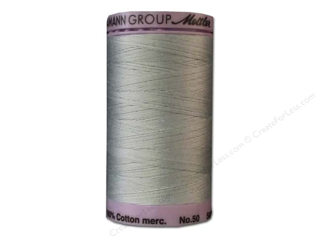 Mettler Silk Finish Cotton Thread 50 wt. 547 yd. #0039 Starlight Blue