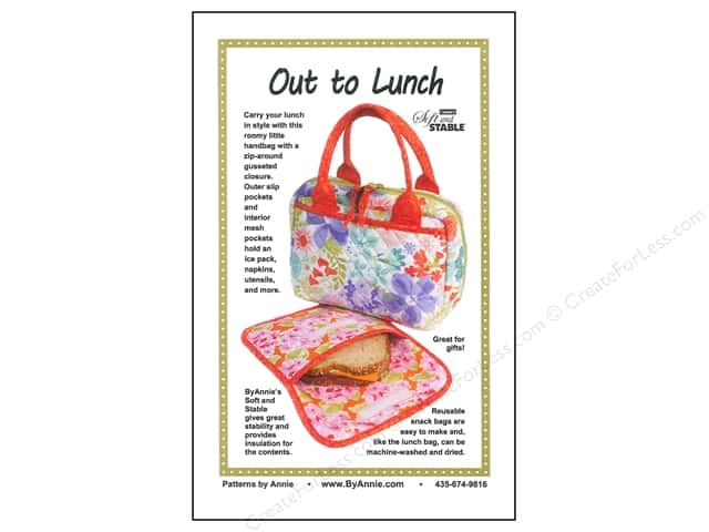 By Annie Out To Lunch Pattern
