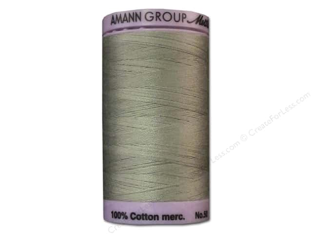 Mettler Silk Finish Cotton Thread 50 wt. 547 yd. #0412 Fieldstone