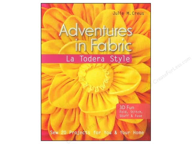 Stash By C&T Adventure In Fabric Book
