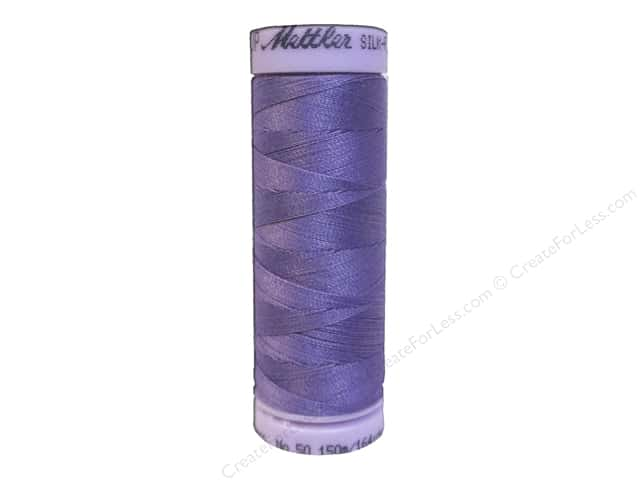 Mettler Silk Finish Cotton Thread 50 wt. 164 yd. #0029 English Lavender