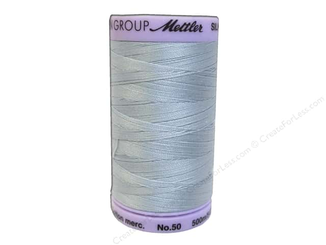 Mettler Silk Finish Cotton Thread 50 wt. 547 yd. #0962 Moonstone