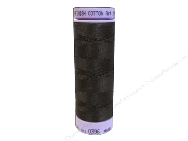 Mettler Silk Finish Cotton Thread 50 wt. 164 yd. #0396 Shopping Bag