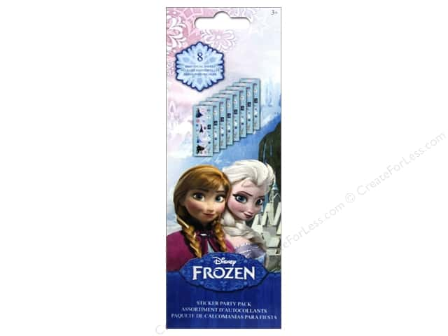 SandyLion Sticker Party Pack Disney Frozen