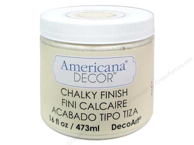 DecoArt Americana Decor Chalky Finish 16 oz. Whisper