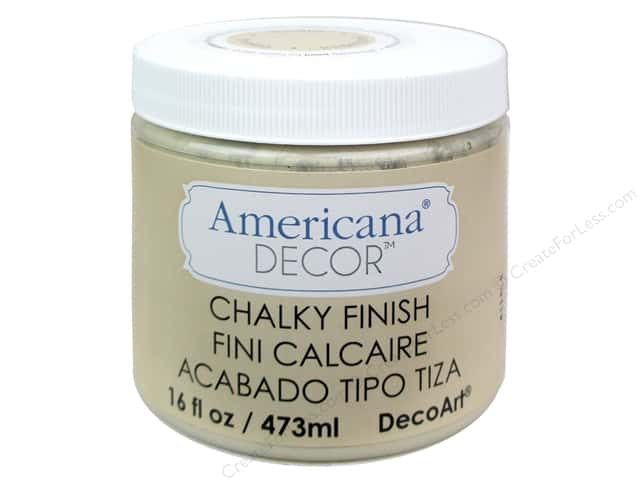 DecoArt Americana Decor Chalky Finish 16 oz. Timeless
