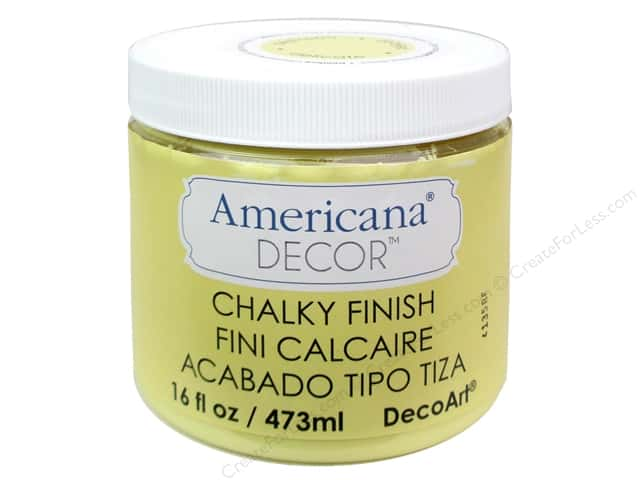 DecoArt Americana Decor Chalky Finish 16 oz. Delicate